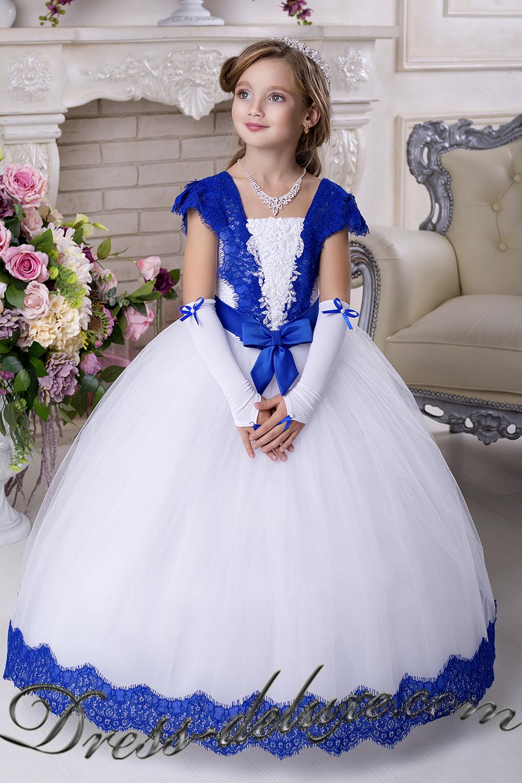 Детские вечерние платья для девочек купить