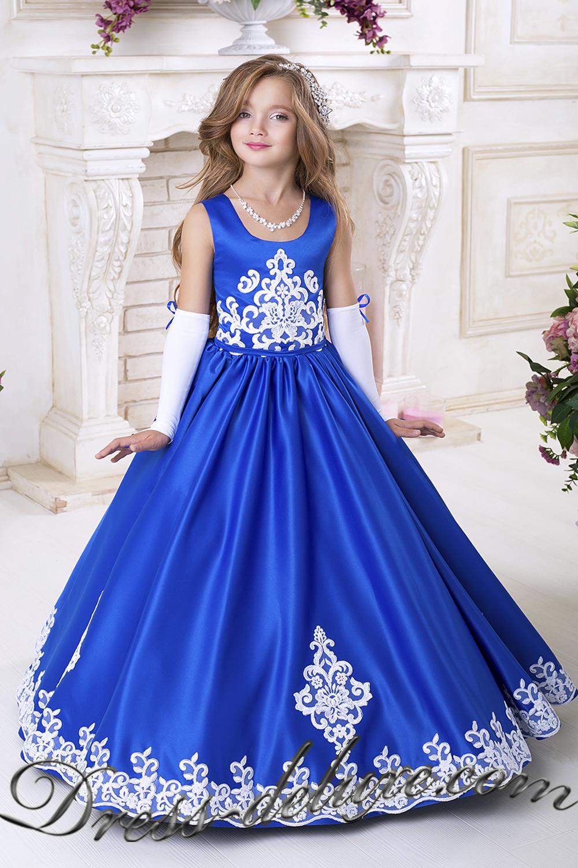 Выпускные платья на девочек 7лет
