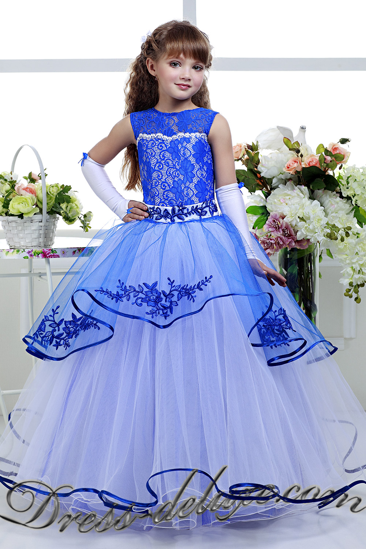 Детское Красивое Платье