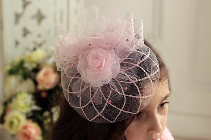 Как сделать шляпку для девочки своими руками 21