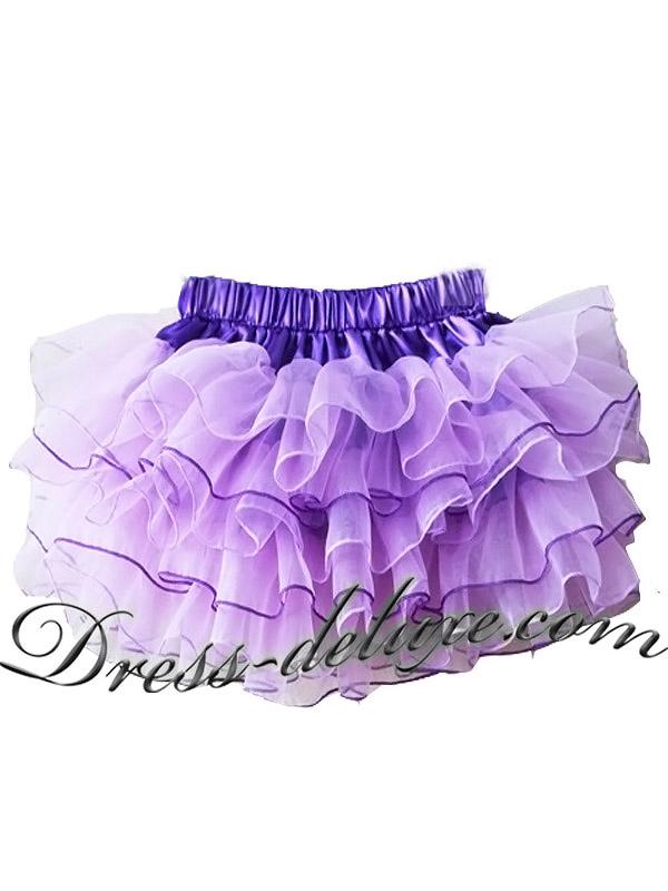 "Юбка-пачка. Цвет сиреневый. - ""Dress Deluxe"""