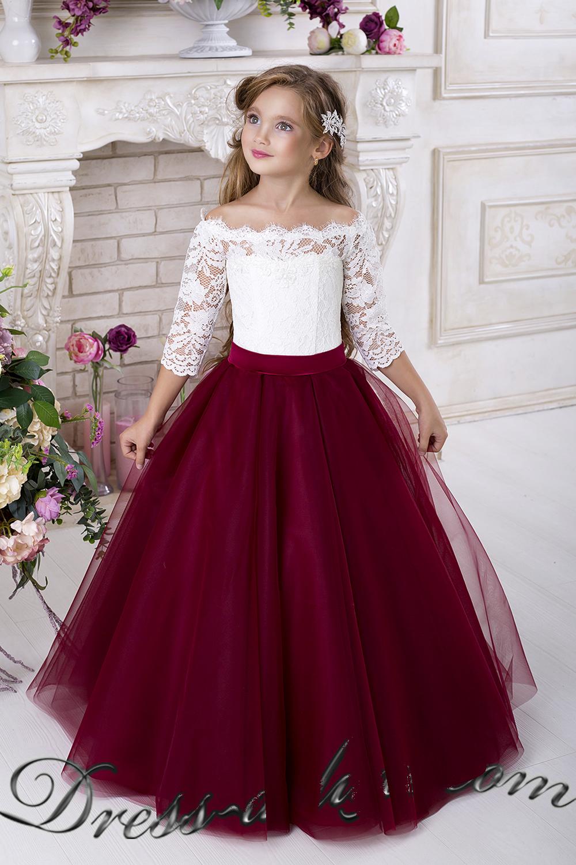 Платье для девочек на выпускной интернет магазин недорого