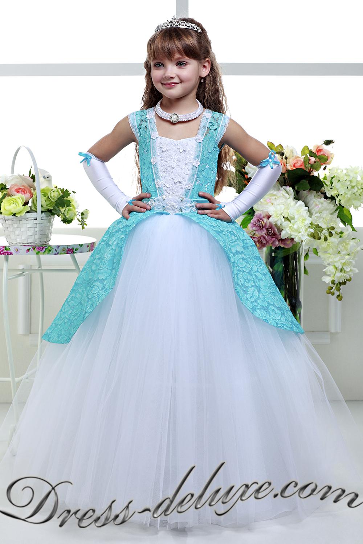 Платье на бал для девочки купить
