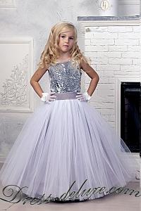 db7a99927120 Нарядные платья для девочек 7-12 лет (от 128 см), на выпускной в 4 ...